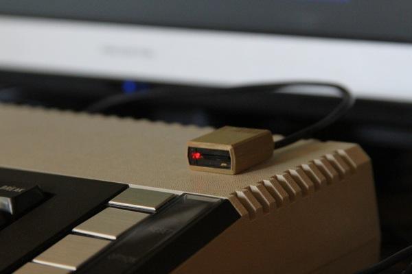 Tiny Atari Disk Drive