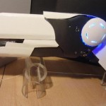 DIY pulse laser gun