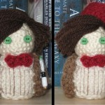 doctor who 11th doctor amigurumi