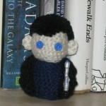 doctor who 9th doctor amigurumi