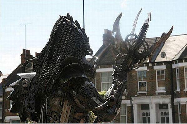 Predator's Dreadlocks