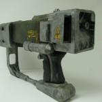 fallout laser pistol 6
