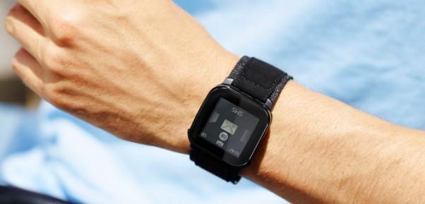 liveview gadget sony ericsson watch strap