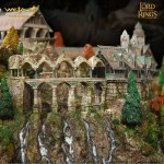 lord of the rings rivendell sculpture 4