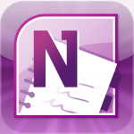 onenote iphone app