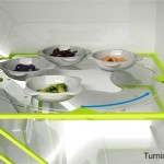 Nord Fridge Concept Spinning Tray