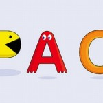 pacman characters letters thumb