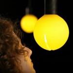 pacman-lamp