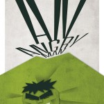 papercraft hulk