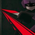 papercraft superhero