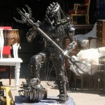 Predator Statue Overview
