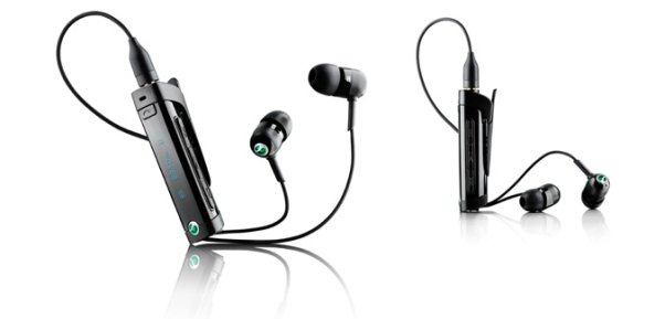 sony ericsson bluetooth headset mw600