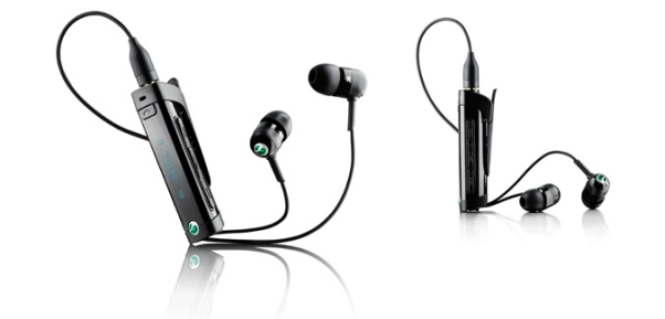 sony ericsson wireless headset mw600