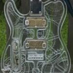 steampunk guitar 1