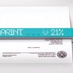 portable ink printer concept