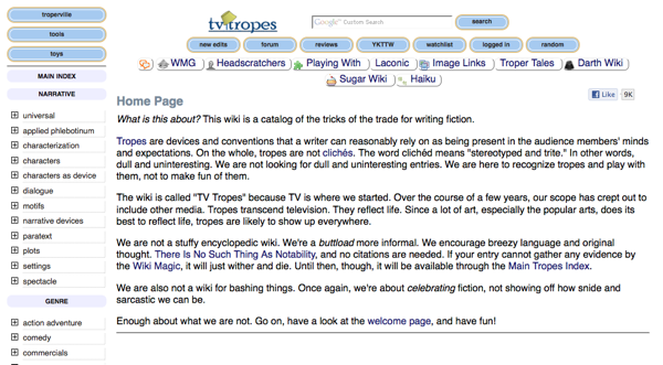 WikiWikiWeb