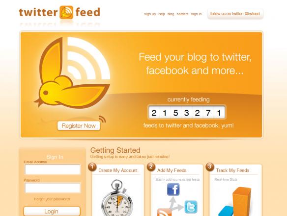 alternative Twitter client