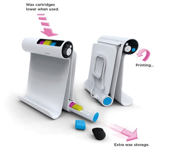 cool ink printer design