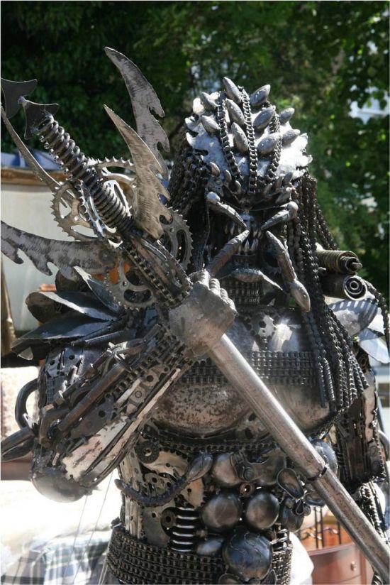 Predator Replica Weaponry