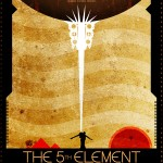 5th Element Movie Poster Redesign
