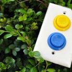 Arcade Button Light Switch