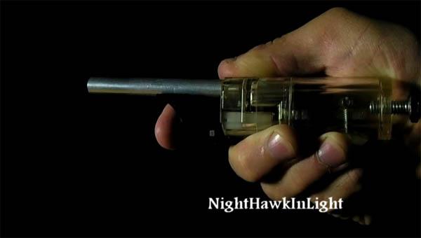 BBQ Lighter Mini Cannon