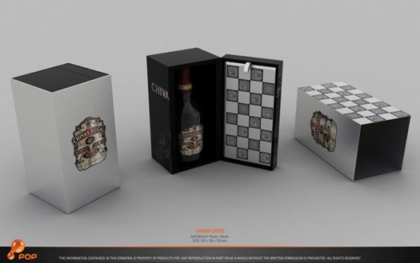 Chivas Chess Pack 1