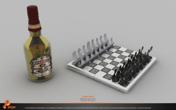 Chivas Chess Pack 3