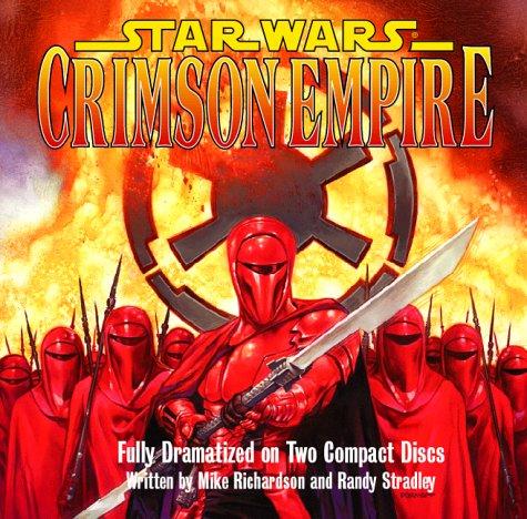 crimson empire star wars audio book