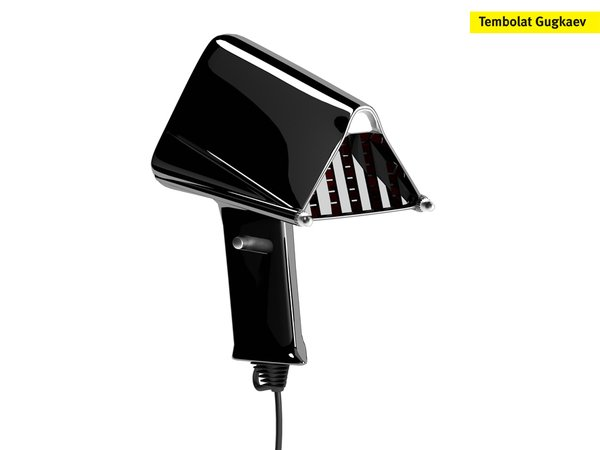 Darth Vader Hair Dryer 1