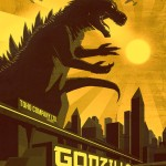 Godzilla Movie Poster Redesign