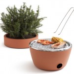 Hot Pot Planter and Grill