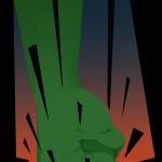 Hulk Avengers Poster