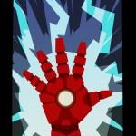 Iron Man Avengers Poster
