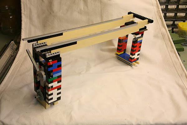 LEGO Pancake Bot 2