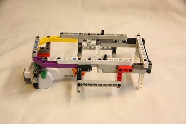 LEGO Pancake Bot