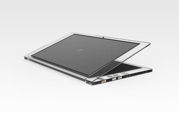 Luce Solar Laptop 4