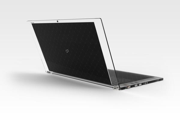 Luce Solar Laptop 5