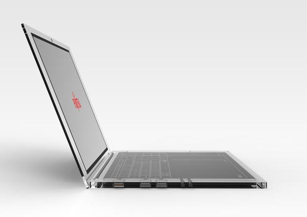 Luce Solar Laptop 7