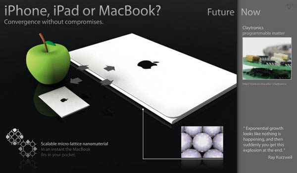 MacBook 2020 Expanding Laptop