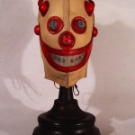 Red Clown Mask 1