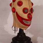 Red Clown Mask 2