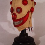 Red Clown Mask 5