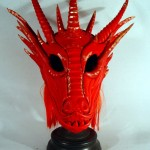 Red Dragon Mask 1