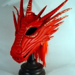 Red Dragon Mask 2