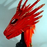 Red Dragon Mask 3