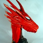 Red Dragon Mask 5
