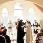 Star Wars Wedding 1