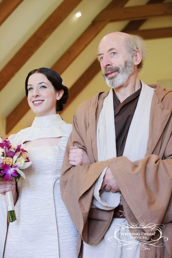 Star Wars Wedding 5   Walyou