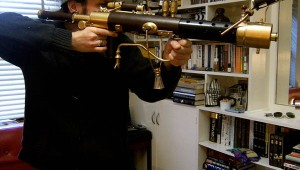 Steampunk Sub-Machine Gun 7